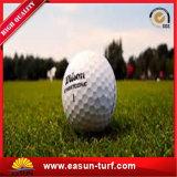 PE 합성 잔디 옥외 퍼팅 그린을%s 인공적인 골프 잔디