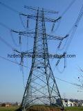 Linea elettrica d'acciaio galvanizzata torretta della trasmissione