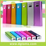 carregador 2200mAh móvel portátil e bom banco da potência do projeto