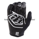Riding черной профессиональной перчатки Skidproof напольный резвится перчатки (MAG79)
