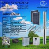 4inch het zonneSysteem van de Pomp, het Systeem van de Pomp van de Landbouw 4.0kw Submersiblea