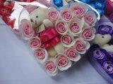 De Zeep van de Gift van de bevordering nam de Kunstbloem van de Bloem voor Huwelijk en de Gift van de Valentijnskaart toe