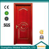 Personnaliser la porte intérieure en bois pour l'hôtel et les Chambres