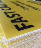 Golf Plastic van de Affiche Openlucht of BinnenUitstekende kwaliteit Afgedrukt van de Fluit pp- Blad