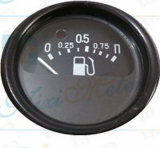 """3/8 """" calibrador 8V-16V del voltímetro de 60m m"""