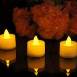 Eventos Decotative Crafts Color Amarillo LED Fairy Candle Tea Light