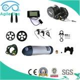 MEDIADOS DE kit eléctrico motorizado de la bici de Bafang 350W con la batería