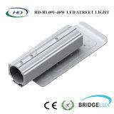 Ce RoHS Certificado de alta potência 40W LED Street Light