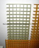 Reja de la fibra de vidrio, prolongaciones del andén, bombeo y plataformas Drilling, calzadas de la planta de agua