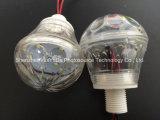 Luz programável nova do diodo emissor de luz da luz 10LEDs RGB da fonte de ponto do diodo emissor de luz do produto