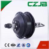 Czjb 중국 350W 무브러시 후방 설치된 Ebike 허브 모터