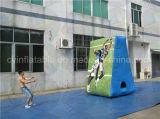 Giochi gonfiabili divertenti di sport, fabbrica gonfiabile della scheda di dardo diretta