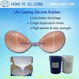 Жидкостный гель силикона для груди груди фальшивки силикона искусственной