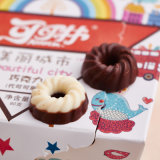 ギフトのための漫画のおもちゃのチョコレート・キャンディの砂糖