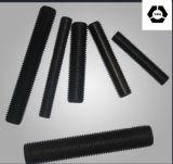 Parafusos de fixação do soquete do hexágono DIN916 com preto