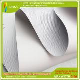 Écran à sens unique de guichet de visibilité de fibre de verre d'écran PVC-Enduit de mouche