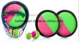 Scossa stabilita dei giocattoli della cattura e della manovella & sfera della cattura con la pala del disco