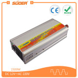 C.C. 12V do baixo preço de Suoer ao inversor da potência solar da C.A. 220V 1500W (SUB-1500A)