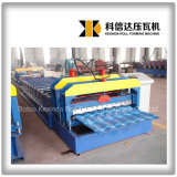 Kxd-1080 glasig-glänzende Fliese Rollformer Maschine