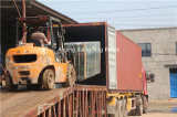 オーストラリアはプラスチック製との構築によって溶接された一時金属の塀のパネルの熱い販売に電流を通した