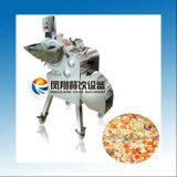 Máquina comercial de Dincing do vegetal e da fruta de raiz das indústrias CD-800