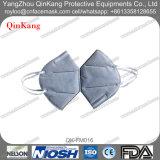 Flacher faltbarer N95 Gesichtsmaske-Partikel-Respirator