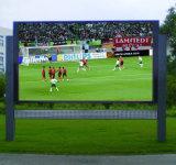 Synchrone de Uitzendende LEIDENE Raad van de Score voor de Perimeter van het Stadion (P8, P10, P16)