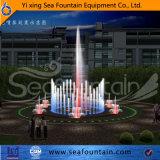 Constructeur de fontaine d'eau de producteur de musique