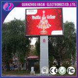 Sinal ao ar livre quente do quadro de avisos do diodo emissor de luz da venda P6