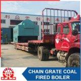 Het nieuwe Systeem van de Boiler van de Industriële Steenkool van de Vaste brandstof van het Ontwerp