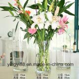 도매 아크릴 꽃 화병, LED 아크릴 화병, 가정 상품 장식적인 화병