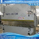 Vendita calda! Freno idraulico della pressa di We67y (k) -200/3200 (CNC)