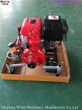 Motor de gasolina do cavalo-força 13 - bomba de incêndio conduzida Jbq5.5/10
