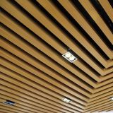 Ues-förmig Aluminiumleitblech-lineare Decke für Innenarchitektur