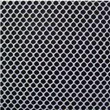 De hexagonale Doek van de Polyester voor de Achter Opzettende Versterking van het Mozaïek