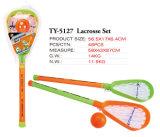 Het grappige Openlucht Vastgestelde Stuk speelgoed van de Lacrosse