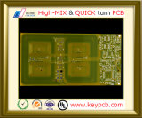 OEM 10 무선 충전기 어미판을%s 다중층 전자공학 인쇄 회로 기판 시제품 PCB 널