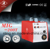 Saldatura di MIG con il Ce (MIG-160T)