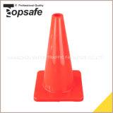 конус дороги безопасности PVC 45cm/18inch 1.1kg померанцовый впрыснутый