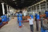Macchina termica supersonica di induzione di frequenza per la linea di produzione del tondo per cemento armato del collegare