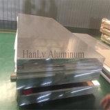 Плита алюминия 5052 для тележки использовала