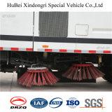 4cbm JACの道の掃除機の掃除人のトラックEuro4