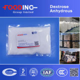Monohydrate anhydre de dextrose de pente d'alimentation de qualité/hydrate mono d'Anhydous