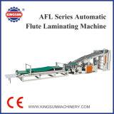 Afl-1300 Máquina automática de laminado de alta velocidad de flauta