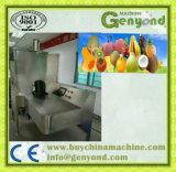 A máquina de corte da máquina de casca da fruta remove a máquina do núcleo