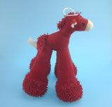 Poney van het Been van het Stuk speelgoed van de hond de Lange, Lamp, Puppy Drie Asst.