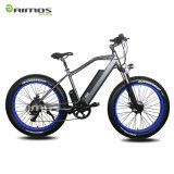 Erwachsenes Schleife-elektrisches Fahrrad-elektrisches fettes Gummireifen-Fahrrad des Berge