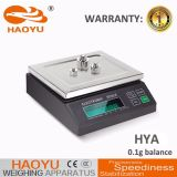 баланс лаборатории цифров высокой точности 5000g от фабрики Китая Haoyu