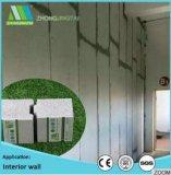 Sistemas isolados internos e exteriores do revestimento da parede de divisória