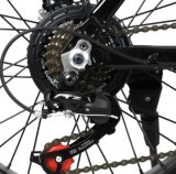 [20ينش] يطوي إطار سمين كهربائيّة درّاجة [ليثيوم بتّري] درّاجة [س] تصديق
